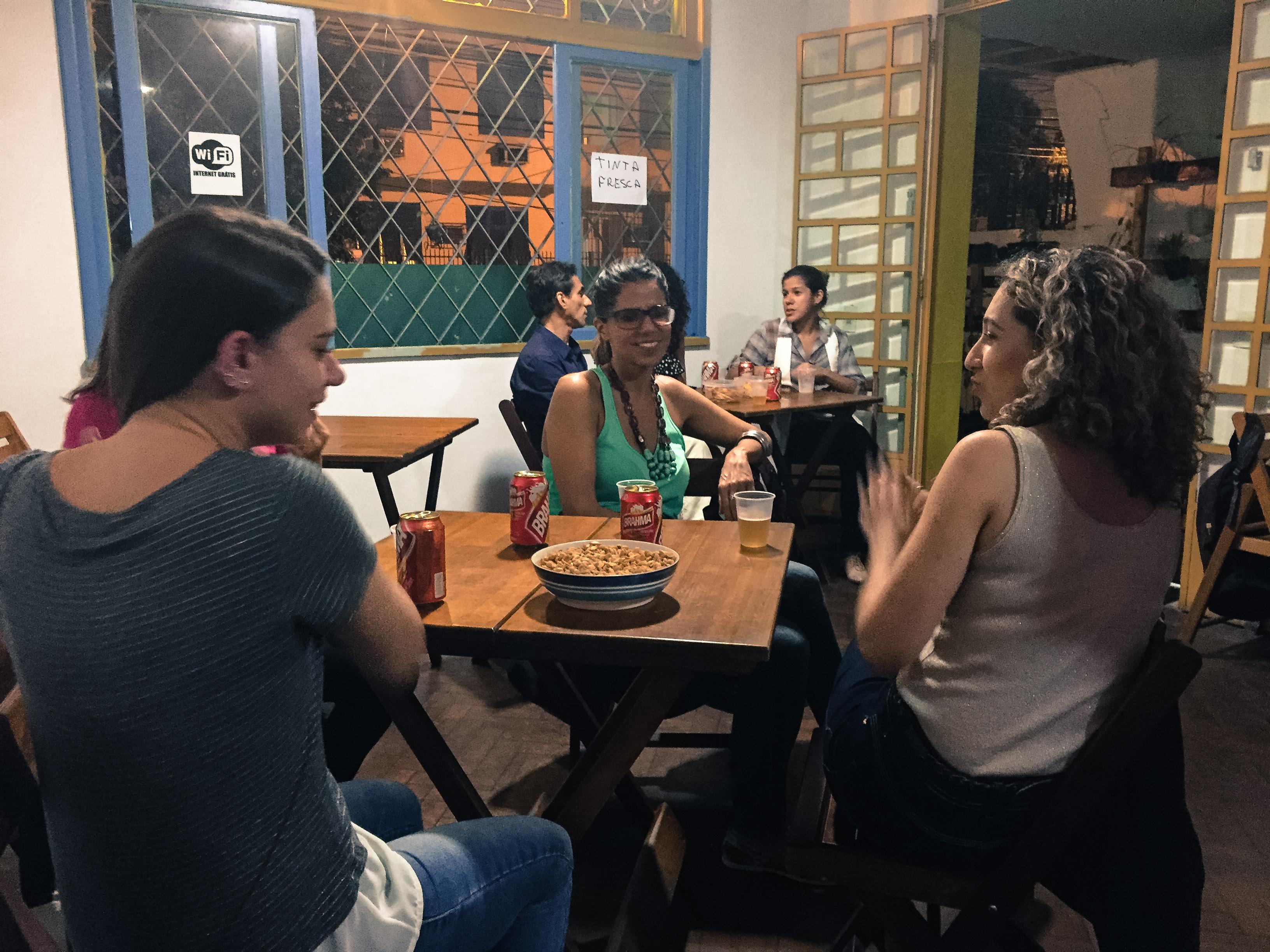 HUG Rio Q1 Meetup Rio Soul Hostel